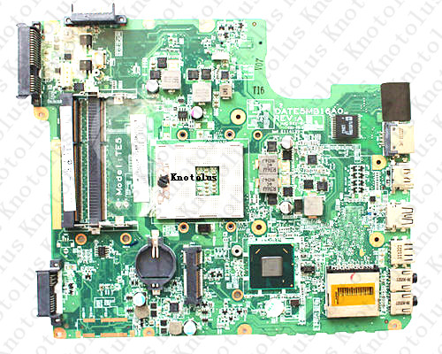 A000093450 DATE5MB16A0 for Toshiba L745 L740 laptop motherboard DDR3 Free Shipping 100% test ok for toshiba satellite l745 l740 intel laptop motherboard a000093450 date5mb16a0 hm65 tested