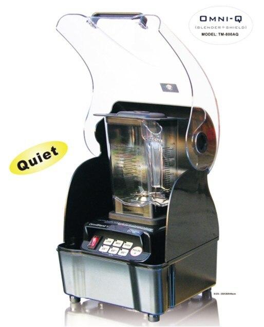 Low Noise 3hp Jtc Omniblend Tm 800aq Omni Q Quiet Commercial Professional