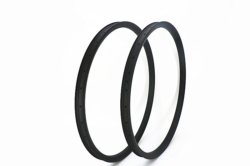 435g AM 29er carbon mtb rim mountai bikes rim AM 29er MTB 36mm width MTB bicycle rims 28H 32H 3k glossy tubeless mtb rims
