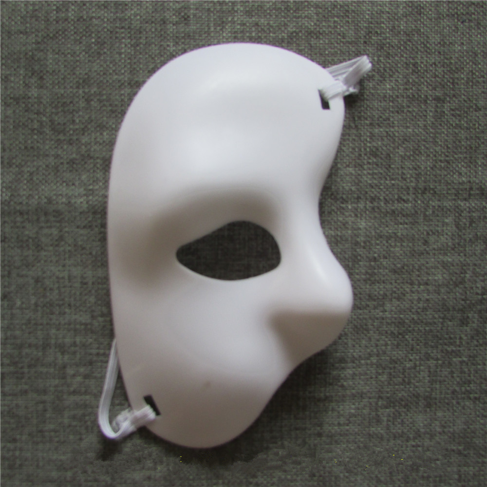 Online Buy Wholesale white halloween mask from China white ...