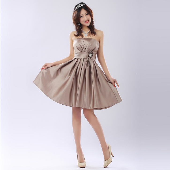 Online Get Cheap Prom Dress Brown -Aliexpress.com  Alibaba Group