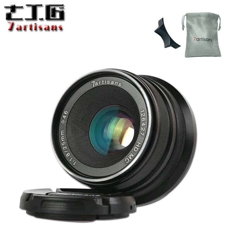 7artisans 25mm / F1.8 Prime Lens to All Single Series for E Mount / for Micro 4/3 Cameras A7 A7II A7R A7RII X-A1 X-A2 G1 G2 G3  holtek all series e writer pro e writerpro programming for mcu encryption verify