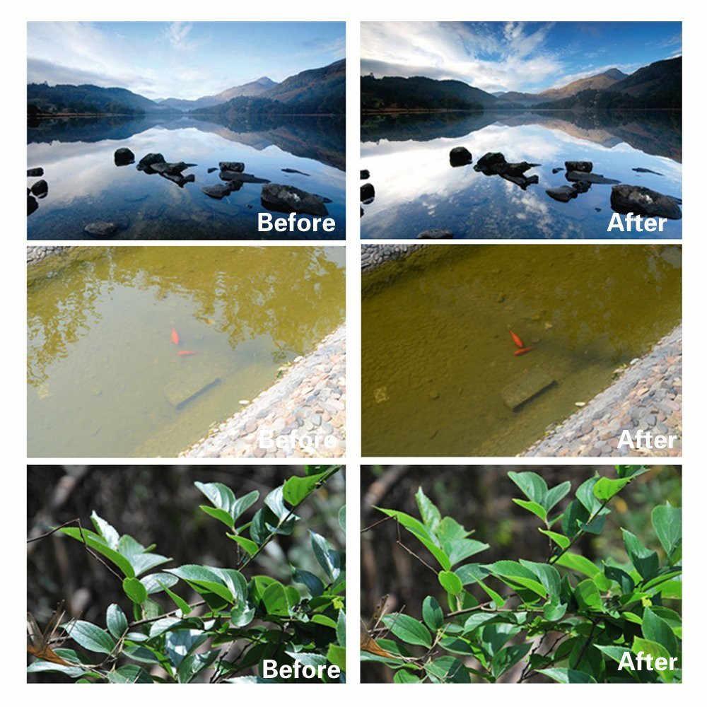 Zomei HD Cam PRO CPL Dairesel Polarize Polarize kamera lens filtresi 49mm 52mm 55mm 58mm 62mm 67mm 72mm 77mm 82mm