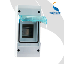 Saip Surperior Quality  Grey  IP66   ABS and PC  Waterproof Junction Box