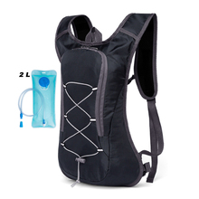 8L Breathable Ultralight Cycling Backpack Pouch Hiking Rucksack Cycling Bag Water Bag Bike Bicycle Cycling Bag 2L Water Bag