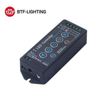 Musica 3 LED Regolatore della Striscia DC5-24V Smartphone APP di Controllo Senza Fili per RGB/RGBW Led Strip 3 Modi Per Controllare per IOS Android