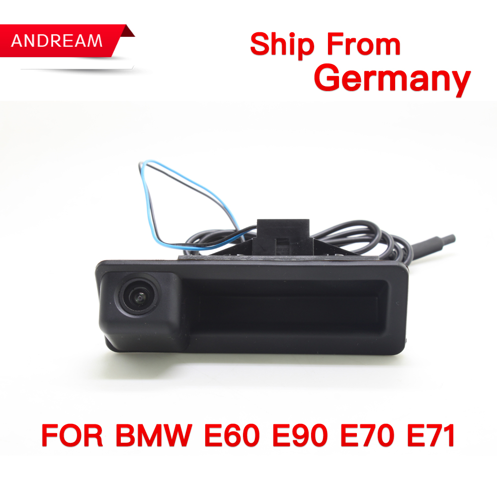 CCD HD Car Rear View Camera For BMW F30 F48 E60 E90 E70 E71 Series 3 5 X3 X1 Special Rear View Reversing Parking Camera стоимость