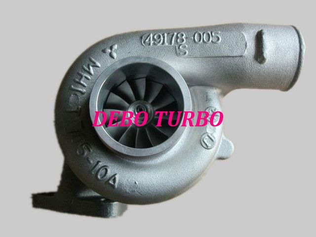 NEW TD05 10A 49189-00500 Turbo Turbocharger for SUMITOMO S120-5 Excavator 4BD1T
