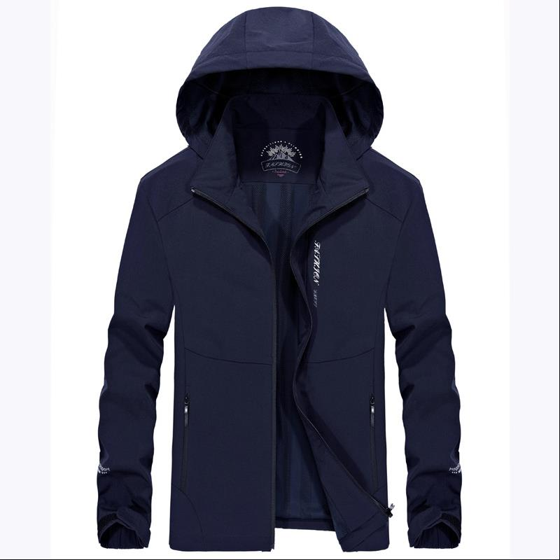 New men's casual  jacket Fast drying  jacket