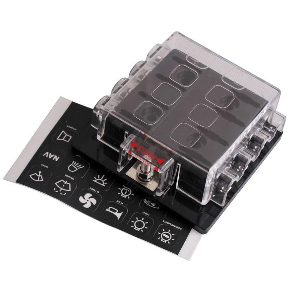 hight resolution of online get cheap automotive fuse box connectors com 32v 8 way universal car truck automotive blade