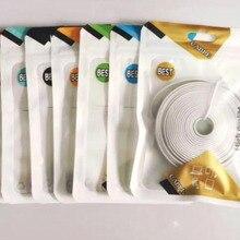 10,5*15 см Пластиковые Поли opp молнии сумки пластиковая упаковка для iphone samsung xiaomi USB 1 м 2 м кабель отверстие для подвешивания упаковочная сумка