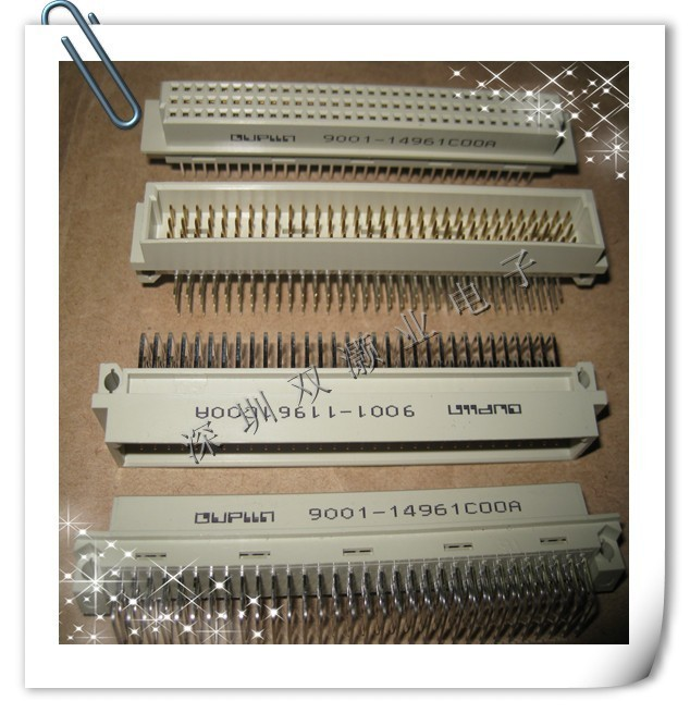 Fashion socket fashion connector 3 96 needle 9001-14961c