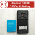 Elephone P3000 Battery Original Large Capacity 3150mAh Li-ion Battery Replacement For Elephone P3000+ P3000S Smart Phone