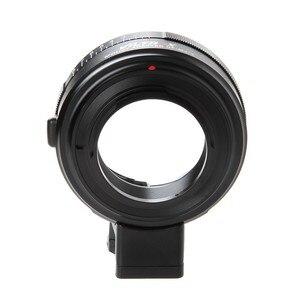 Image 5 - Apertura fotocamera Anello Adattatore w/Tripod Mount per Nikon F AF S AI G Lens per Micro M4/3 fotocamera Olympus Panosonic G6 GX7 BMPCC E M5