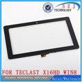 """Original 10.1 """"pulgadas de Panel de Pantalla Táctil de la Tableta de Teclast X16HD win8 F-WGJ10265-V2 Digitalizador Del Sensor de Reemplazo Del Envío Libre"""