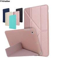 Vogue Mới Nhất TPU Tablet Bìa Trường Hợp Đối Với Apple iPad Mini 1/2/3 7.9 Inch Tablet PC Viviration Ma Thuật Stand Bìa Top Trường Hợp Bán Hàng