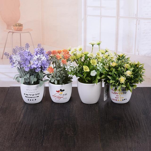 Купить комнатные искусственные цветы