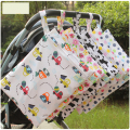 2pcs Mammy Diaper Bag Baby Cart Hang Bag Waterproof Diapers Outdoor Storage Bag