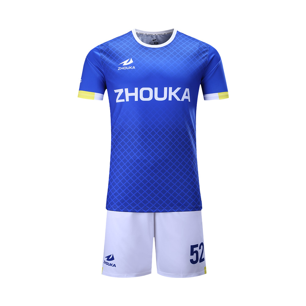 Scorching Sale Excessive High quality Males Full Sublimation Coaching Soccer Uniforms