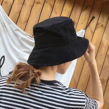 New Hot Cotton Sunscreen Fisherman Cap Hat Hidden Adjustable Sweat Belt Design More Humane Comfortable Cap