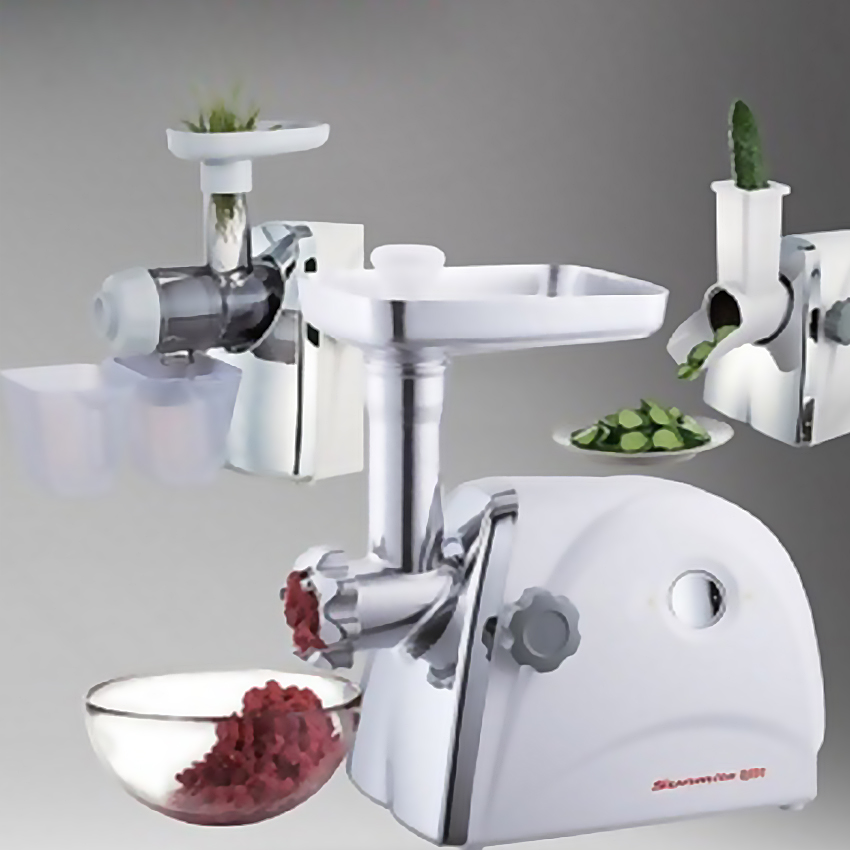 цена на 1PC New Household multifunctional electric juicer meat chopping machine ABS Shell Meat Mincer/juicer/vegetable cutter