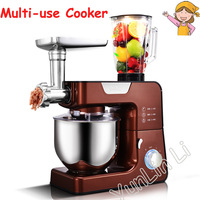 Multi function Cooker Electric Food Mixer / Household Food Machine / Meat Grinder / Noodle Machine BO C03