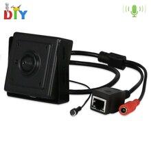 Micro 3.6mm Lens Mini IP Camera 720P Home Security System CCTV Surveillance Tiny HD Microphone Onvif Video P2P Hiseeu