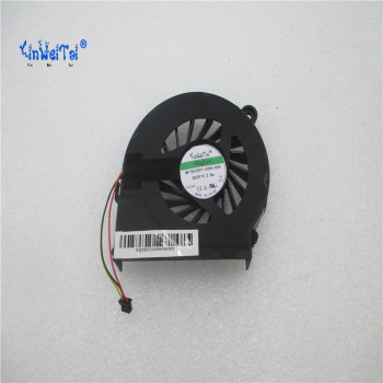 2PCS New 3pin cpu fan for HP CQ42 G4 G6 CQ56 G42 CQ62 G7 CPU cooling fan cooler 055417R1S DFS531105MC0T FAB9 646578-001 image