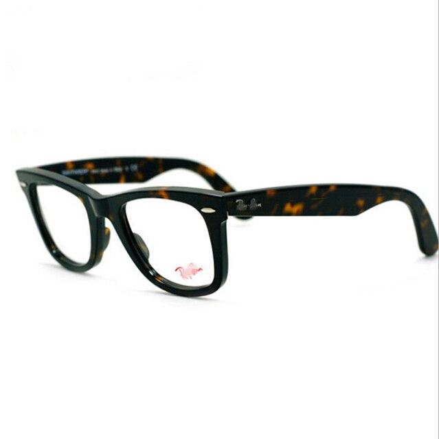 704da91dd1 Fashion vintage eyeglasses frame glasses frame Rb5121 rb5184 large frame  plain mirror full frame glasses myopia