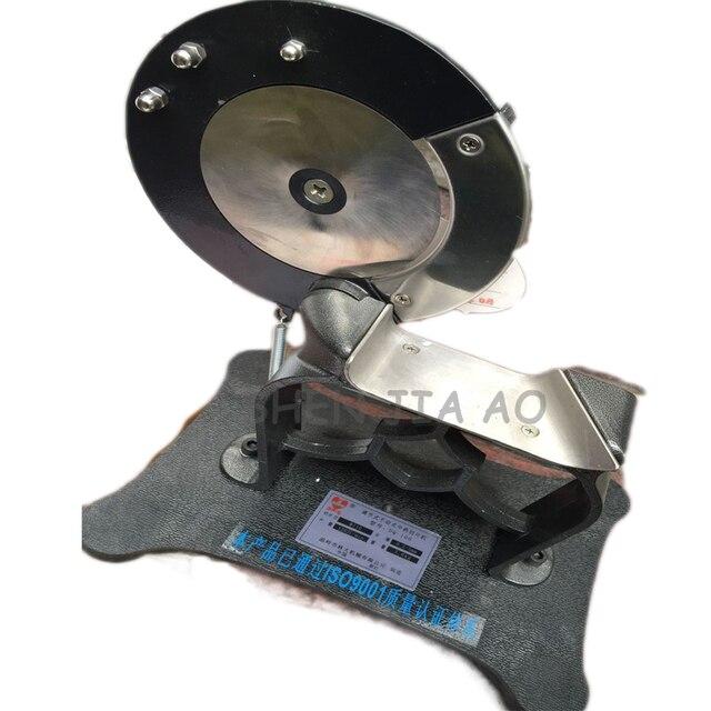 Machine à trancher manuelle de médecine chinoise couteau à médecine manuel réglable ginseng dherbes et autres machines à trancher