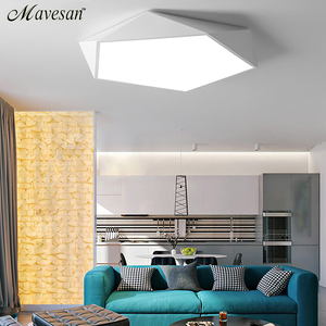 Image 5 - Macarons Ceiling Lights Colorful Lampshade Lamp For Living room Bedroom Kids room ceiling mount indoor Lights Ceiling Lights