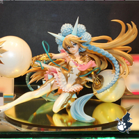 10 CM EIKOH originele anime Game Puzzel & Dragons Anime Sexy Puzzel PVC Action Figure Collectie Speelgoed kinderen speelgoed