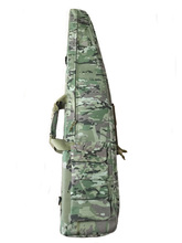 Tactical Airsoft Paintball Caza de Tiro 120 cm Bolsa Pistola Caso Carbine Rifle Escopeta Pistola Bolsa De Transporte Para Hombro Mochila Multicam