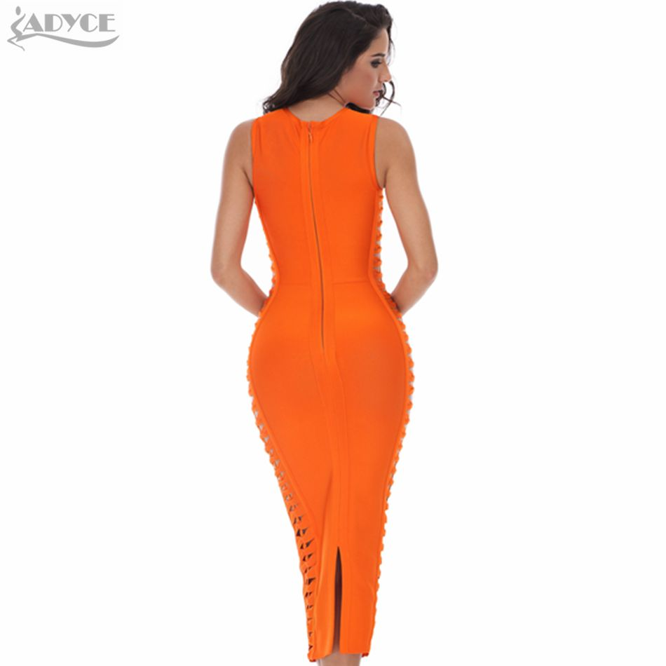 1b875e08b77 clothing women summer dress Adyce Bandage Dress 2018 Sexy Celebrity Party  Dress Nightclub Spaghetti Strap Bodycon Dress Vestidos