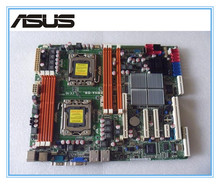 original motherboard ASUS Z8NA-D6   LGA 1366 DDR3  Dual 1366 Server Board Desktop mainboard Free shipping