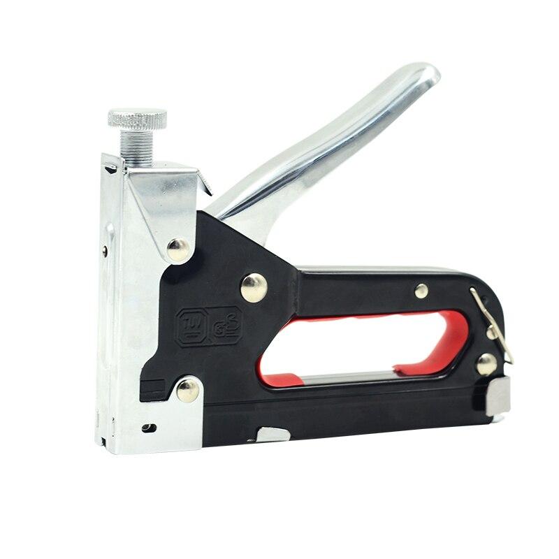 manual nail staple gun stapler for wood furniture door upholstery framing nail gun
