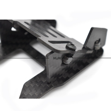 Pure Carbon Fiber 1.5mm Camera Base Support For Martian III 3 For FPV Cross Racing Drone Quadcopter Frame+