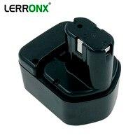 LERRONX NEW Power Tool battery 12V 2000mAh Ni CD replacement rechargeable battery for Hitachi EB1212S EB1214L EB1214S EB1220BL