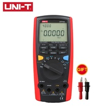 UNI-T UT71C True RMS Smart Digital Multimeter USB Bluetooth AC DC meter Volt Ampere Ohm Capacitance Temp Tester Backlight oled display true rms inrush digital clamp meter 6000 counts ac dc v a capacitance ohm freq temp vfc ncv flashlight uni t ut216d