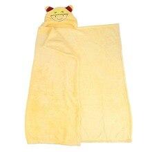 Cute Animal Flannel Towel