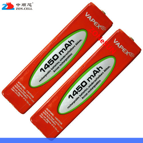 In The Export Of 1450mAh Ni MH Battery Tape Machine Hardcover Gum Gum Battery 1.2V Walkman Rechargeable Li-ion Cell