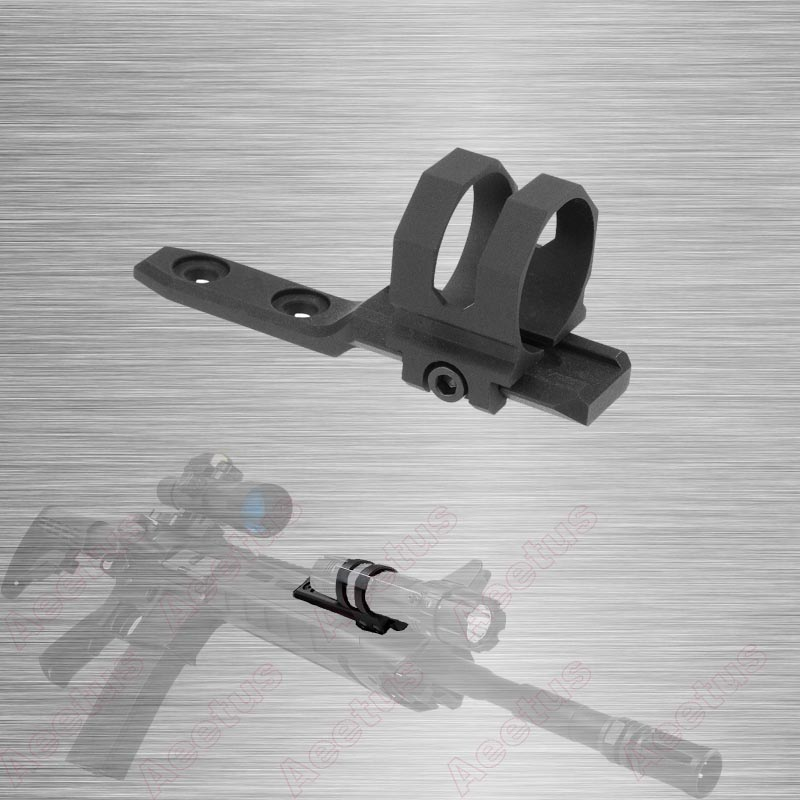 New Cantilever M-Lok Mount for 1 Flashlights Light/ Laser M-Lok Mount Free Shipping quik lok rs513