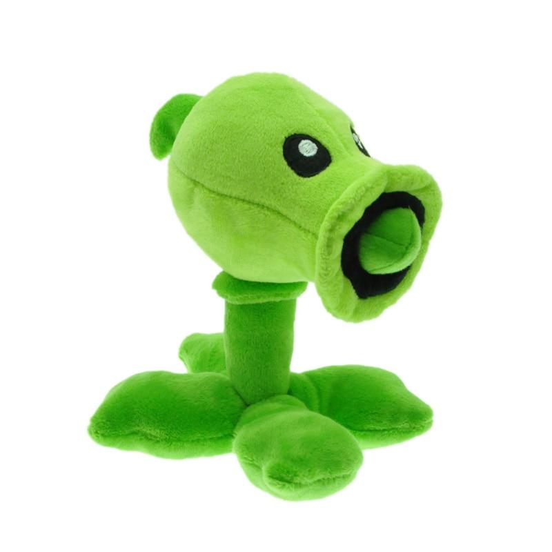 18cm Plants vs Zombies PVZ Pea Shooter Plush Toys Doll Soft Stuffed Toys Game