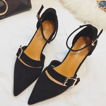 2017 high heels woman pumps pointed toe sexy wedding shoes