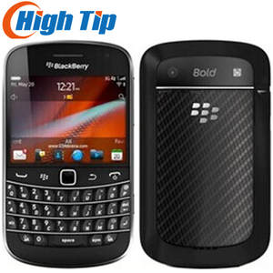 Unlocked BlackBerry 9900 Bold Touch Mobile Phone Internal 8 GB Memory 3G 5MP Camera