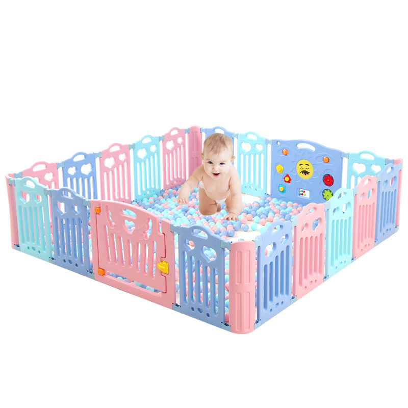 Hot Baby Learn Walking Protection Safe Fence Fashion Kids Baby Toddler Game Play Fence Activity Environmental Baby Playpen hot baby learn walking protection safe fence fashion kids baby toddler game play fence activity environmental baby playpen