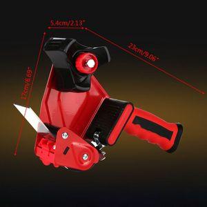 Image 3 - Outil demballage manuel résistant de Machine de coupeur de colis demballage de cachetage de distributeur de pistolet de bande