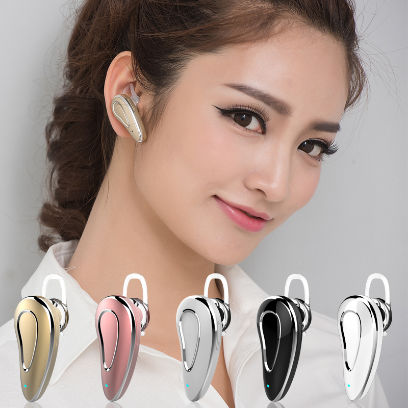 New Stereo wireless music headset bluetooth earphone mini V4.0 Handfree Universal devices for Samsung iPhone HTC D9 high quality 2016 universal wireless bluetooth headset handsfree earphone for iphone samsung jun22