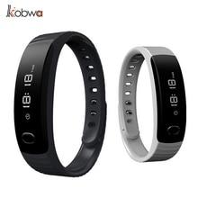 Kobwa H8 Bluetooth Smartwristband Браслет Шагомер Фитнес-Трекер Сидячий Монитор Sleep Smartband Для iOS Android Phone