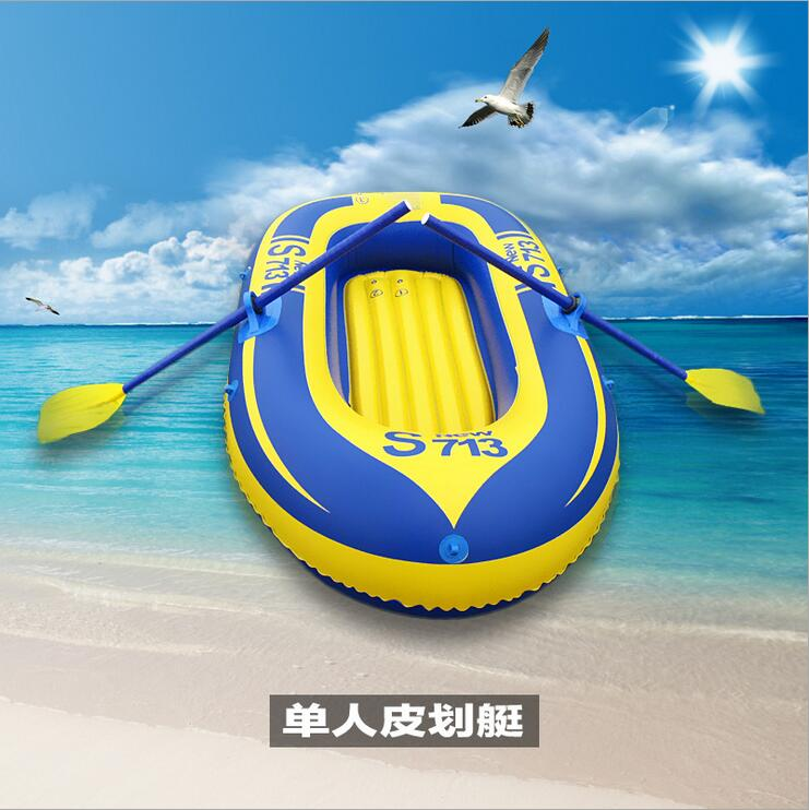Portable pvc inflatable rubber boat fishing boat high for Portable fishing boat